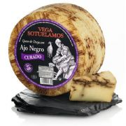 Oveja Black Garlic Cheese, Spanish